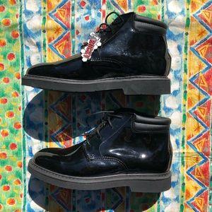 ROCKY Black Chukka Boots